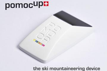 Pomocup: Smart Wearable for Ski Mountaineering