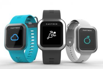 Actrek Smart Fitness Tracker