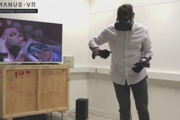 Manus Mantis: VR Surgeon Simulator