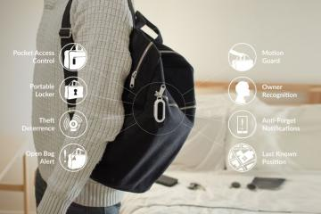 Serenity: Smart Bag Guardian Deters Theft