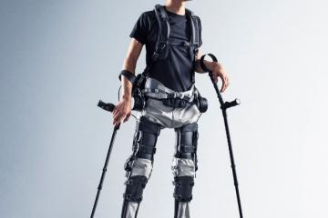 Phoenix: Robotic Exoskeleton Lets Paralyzed People Walk