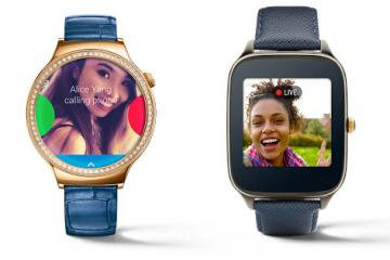 Android Wear Gets New Gestures, Voice to Text Messaging