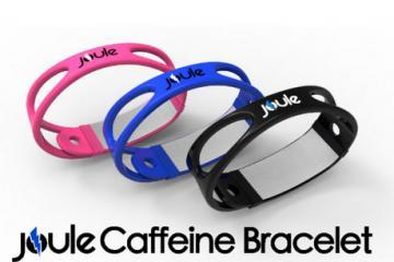 Joule Caffeinated Bracelet w/ Transdermal Caffeine Patch