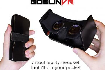 Goblin VR: Pocket-sized Virtual Reality Headset