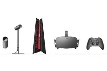 Oculus Ready PC Bundles on Amazon
