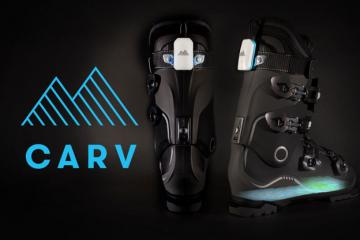Carv: Smart Ski Wearable / Coach