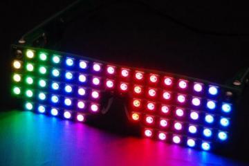 Programmable, Hackable RGB Shades [Arduino]