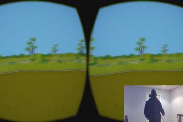 Duck Hunt VR Game
