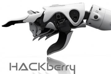 HACKberry 3D Printed Bionic Hand Set Up Video