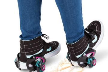 Razor Jetts Adjustable Skates for Your Sneakers