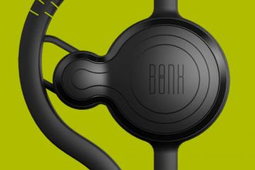 BONX: Wearable Walkie-Talkie