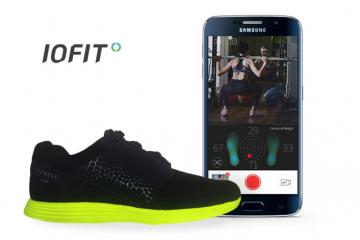 IOFIT Smart Balance Shoes for Fitness