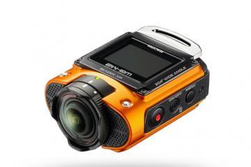 Pentax WG-M2: Rugged 4K Action Cam