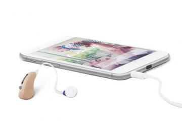 Audicus Solo Smart Hearing Aid