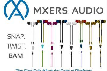mXers Modular Earbuds