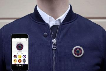 Pins Collective: iOS / Androird Compatible Digital Pin