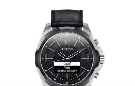 Titan-JUXT-Titanium-Stainless-Watch