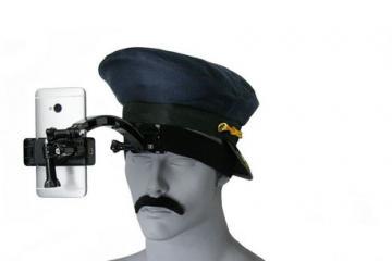 Helmet Mount & Head Mount for Live Streaming