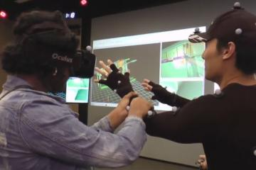 Boeing's Immersive Development Center: VR Access To Boeing's Products