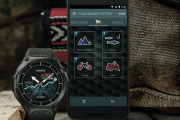 Casio Smart Outdoor Watch [WSD-F10]