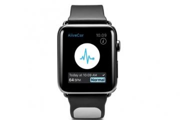 Kardia EKG Band for Apple Watch
