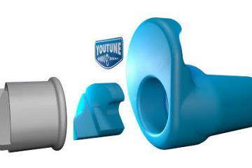 YouTune: Smart Adjustable Earplugs / Earphones
