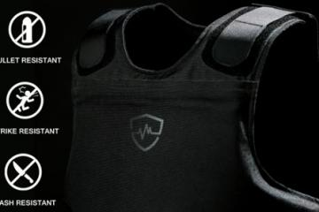 Safe Life Defense Body Armor Protects You Against Bullets