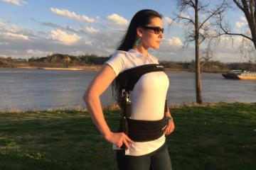 VerteCore Lift: Wearable for Back Pain