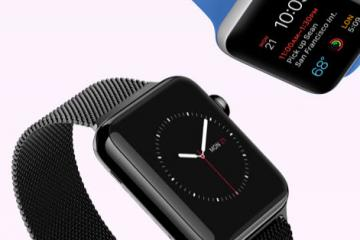 Apple Watch 2 to Be 40% Thinner?
