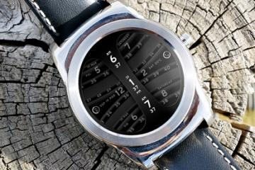 Global Timer for Android Wear: World Time Watch Face