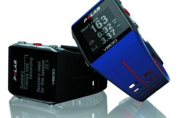 Polar V800 GPS Watch Connects to GoPro Products