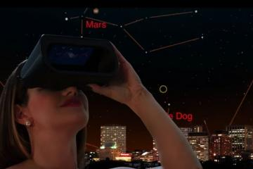 Universe2go Personal Planetarium Teaches You About Stars