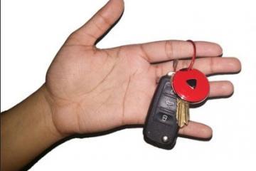 Keyper Rechargeable Bluetooth Tracker