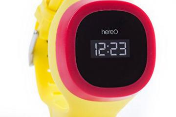 hereO Child GPS Watch