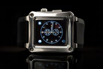 Garstin Stainless Steel Case for Apple Watch