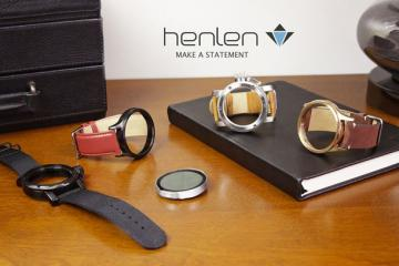 Henlen Interchangeable Smartwatch