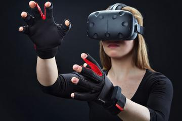 Setting Up Manus Gloves / VR Controller