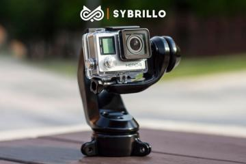 Sybrillo GoPro Stabilizer with App Control