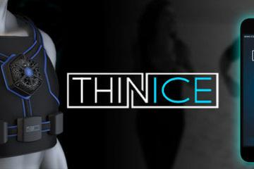 Thin Ice 2: App-enabled Wearable Cools Your Body To Burn Calories