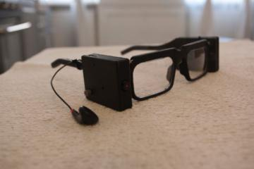 PARSEE Smart Glasses for the Blind