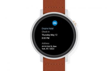 TripIt App for Android Wear