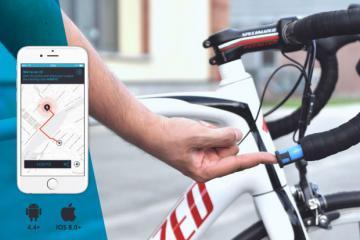 Sherlock: Flexible GPS Tracker for Bikes