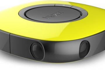 Vuze Virtual Reality Camera for 3D 360-degree Videos