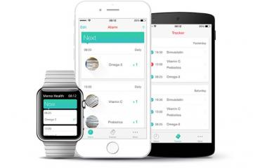 Memo Box: Smart Pillbox with Smartwatch Support