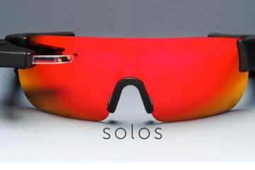 Solos Smart Cycling Glasses [iOS / Android]