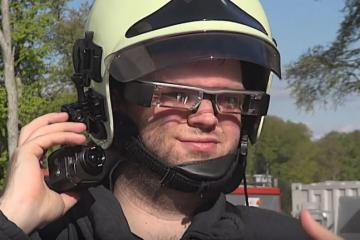 Augmented Reality Glasses for Firefighters Developed