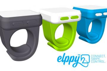 Elppy Smart Ring for Bluetooth Devices