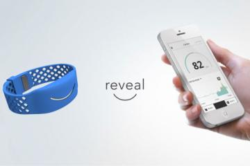Reveal Tracks and Measures Anxiety