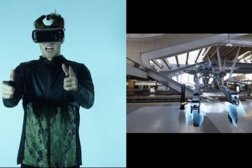 OBE VR Jacket / Immersive Controller