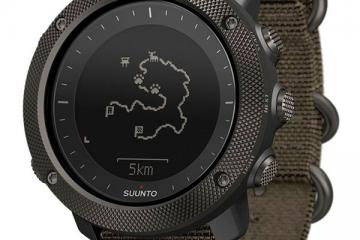 Suunto Traverse Alpha GPS Watch for Fishing & Hiking [iOS]